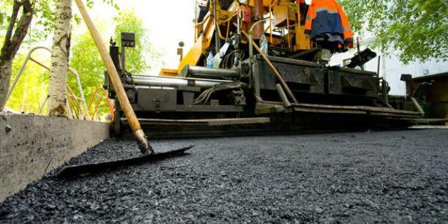 ВОмске отремонтировали 15 тыс. квадратных метров тротуаров