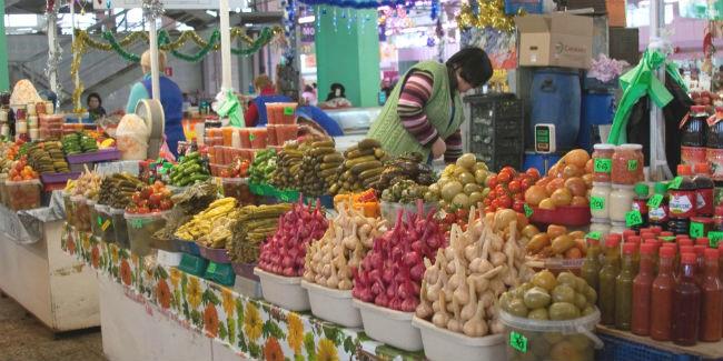 Болеет 1 тысячи бесплатных торговых место организовано для омских товаропроизводителей