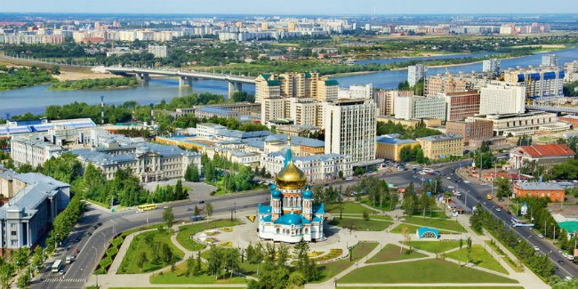 Омская область угодила вновый туристический маршрут