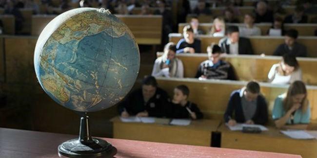 Географический диктант напишут в столице