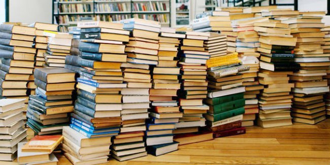 ВОмском политехе бесплатно раздадут библиотечные книги