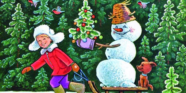 Висторическом парке Омска открывают новогоднюю выставку