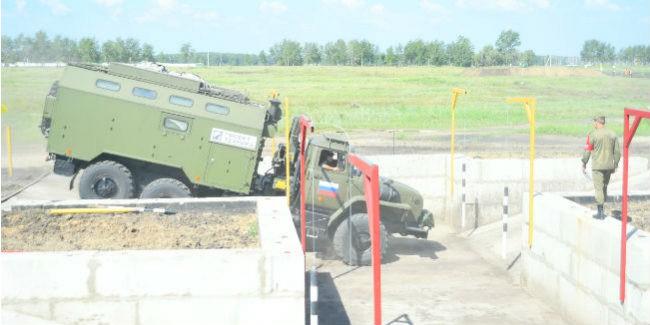 Международные гонки натанках пройдут вОмской области