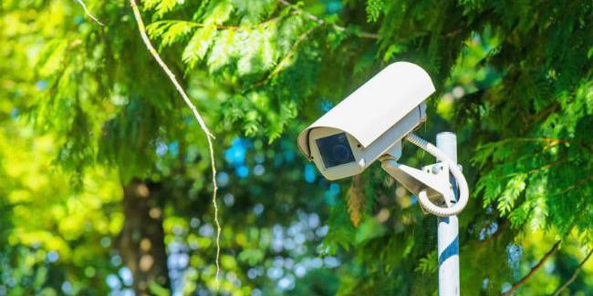 Вомском Парке Победы заработали камеры видеонаблюдения