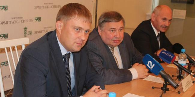 Юрий Трофимов стал министром культуры Омской области