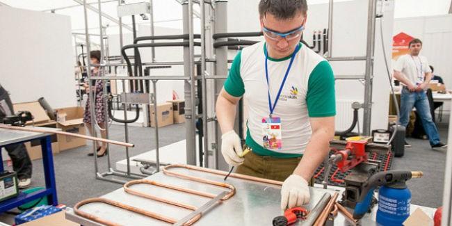 Волгоградские студенты готовятся кпроведению III регионального чемпионата WorldSkills Russia