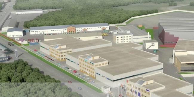 В2015 году вОмске возобновится строительство индустриального парка «Солнечный»