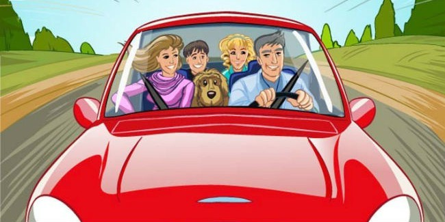 Названы модели, которые можно купить вРФ попрограмме «Семейный автомобиль»