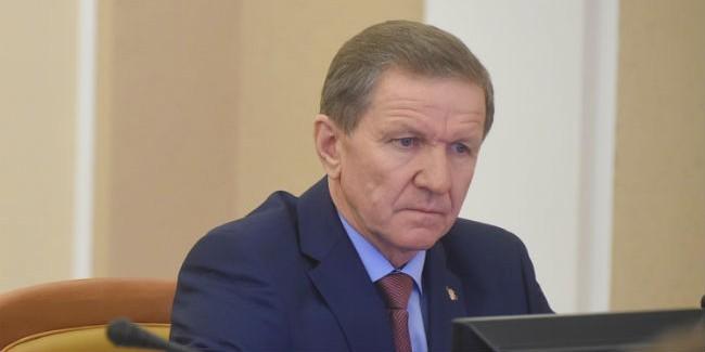 Вице-губернатор Бойко сложил ссебя депутатские полномочия
