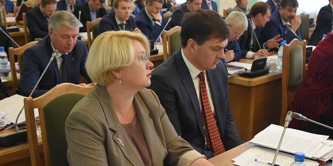 Главой депфинансов Омска вместо Парыгиной вполне может стать Богдан Масан