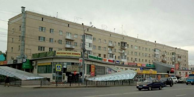фото голубой огонек омск