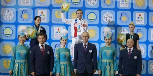 Омская гиревичка установила мировой рекорд