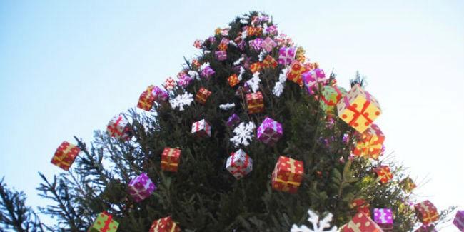 Ввоскресенье вОмске откроется Главная городская елка