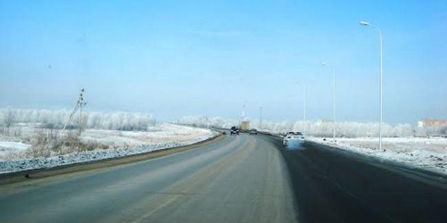 Движение автобусов поНовосибирской области закрыто наночь из-за морозов