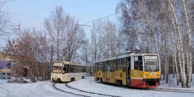 Вцентре Омска пройдёт выставка втрамвайном вагоне