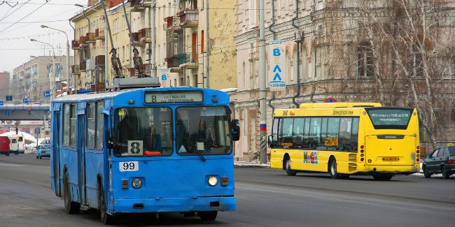 Троллейбусный маршрут №8 возобновит работу 1июня