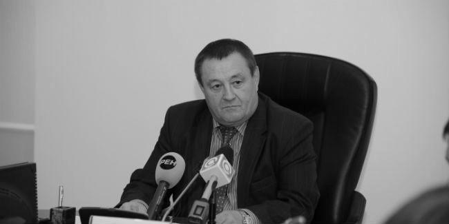 Скончался 1-ый замдиректора депкультуры Владимир Демченко