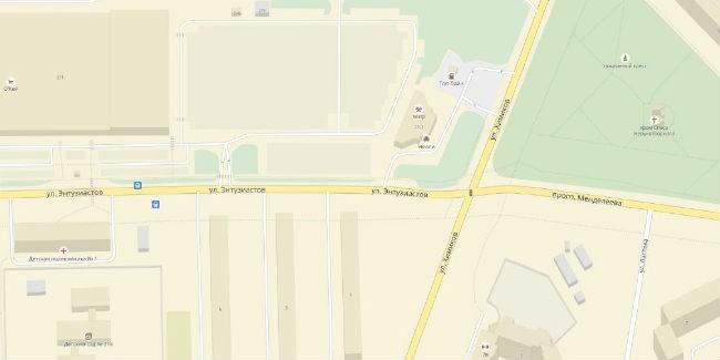 ВОмске светофору напересечении улиц Химиков иЭнтузиастов добавили пешеходную фазу