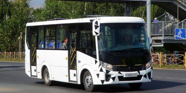 ВОмск прибыла первая партия новых пассажирских автобусов