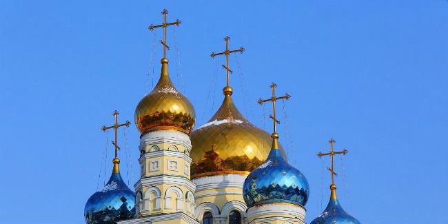 Митрополит Владимир открыл вПервокирпичном храм Архангела Михаила