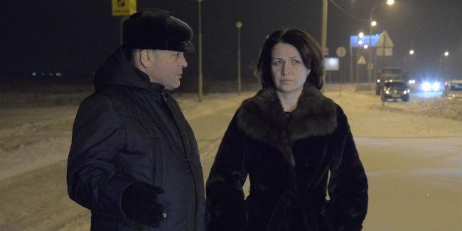 Науборку снега вОмске Оксана Фадина приглашает селян