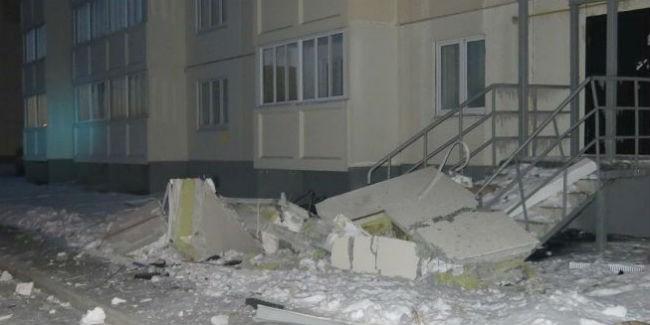 Восстановление жилого дома, где произошел взрыв газа, обошлось в12 млн. руб.