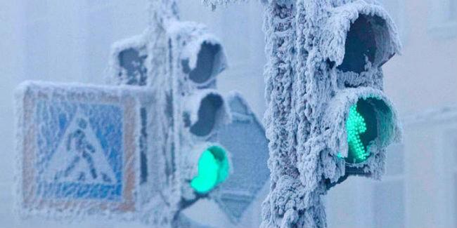 28января потеплеет до-7°C— Погода вОмске