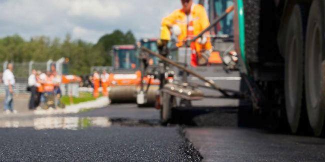 ВОмске начался масштабный дорожный ремонт— ул.Конева иеще 10 улиц