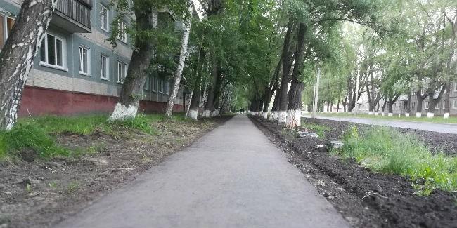ВОмске напротяжении года обновят 300 тротуаров и146 проездов