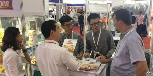 Макароны из Омска выходят на рынок Вьетнама