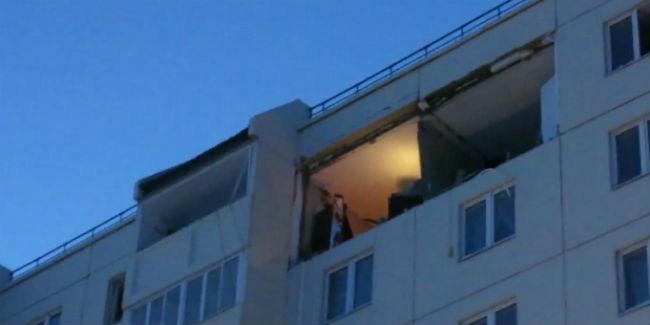 МЧС поведало осостоянии взорвавшегося вОмске дома