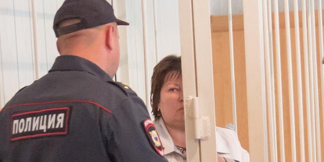 Бывшую чиновницу мэрии отдают под суд за7 фрагментов взятки