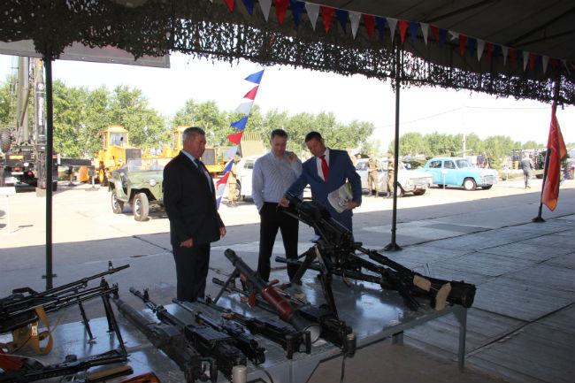 Русские военные победили вконкурсе Армейских игр «Рембат» вОмске