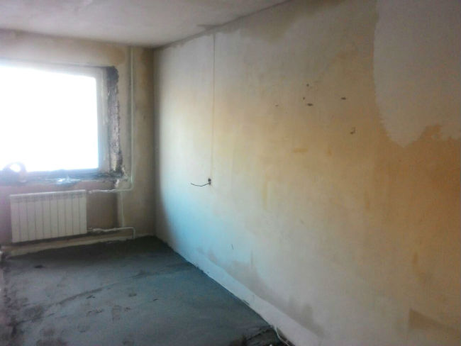 ВОмске частично разрушенный отвзрыва газа дом сдадут наследующей неделе