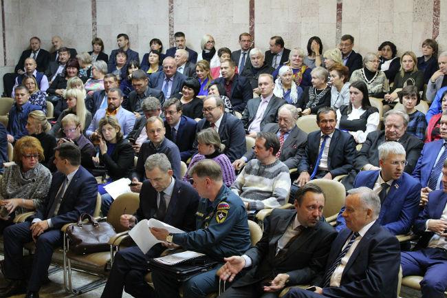 ВОмске выбрали нового председателя Горсовета