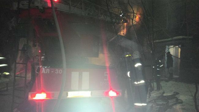 Коммуникации дома вОмске, пострадавшего отвзрыва газа, неповреждены