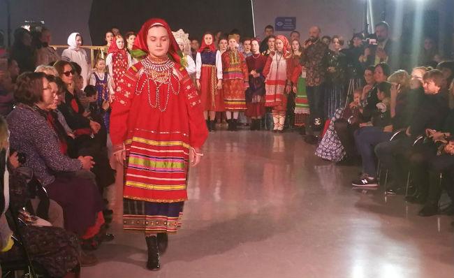 мода на русское вк
