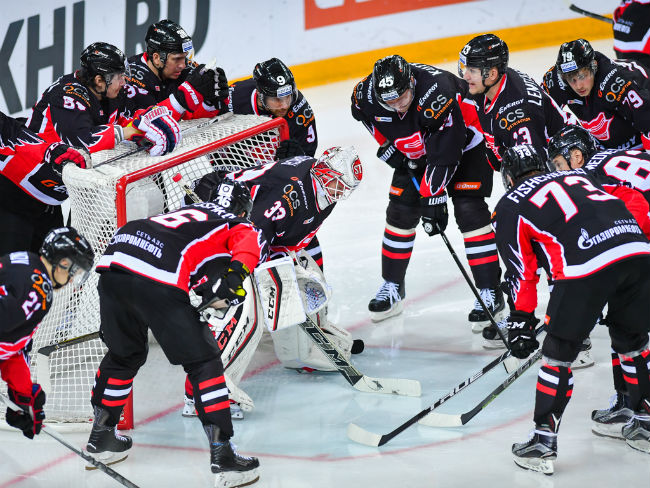 КХЛ: омский «Авангард» насвоем поле обыграл «Северсталь» изЧереповца