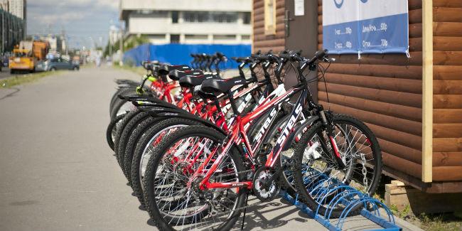 идеально как организовать прокат велосипедов неделю Подтесово