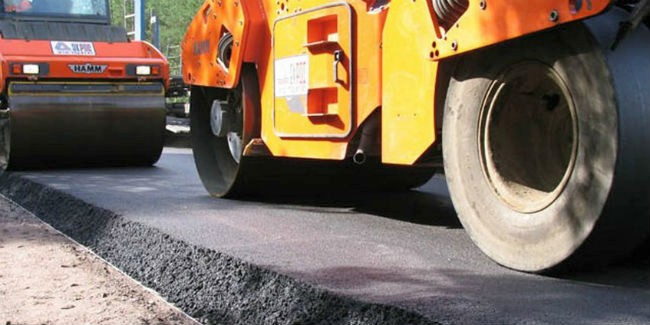 ВОмской области за2017 год отремонтировали 252км дорог